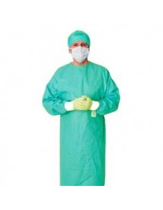 Surgical gown standard size L