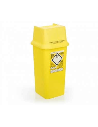 Disposable sharps container 7 l