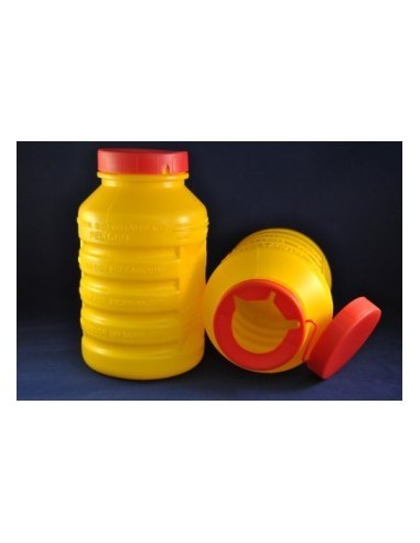 Disposable sharps container 1 l