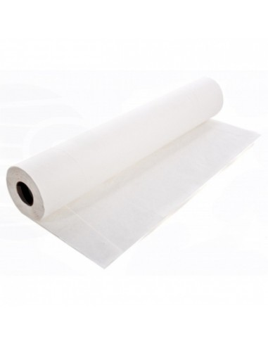 Bed towel bilayer embossed white...