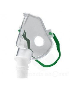 Pediatric oxygen mask with...