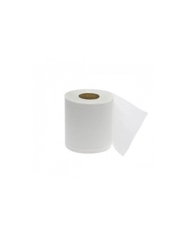 Hand drying paper roll bilayer...