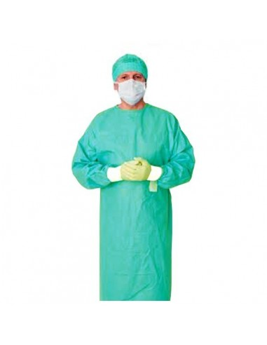 Standard surgical doctor gown size S