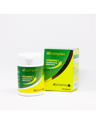 SFComplex Vitamina C 500 Mg 30...