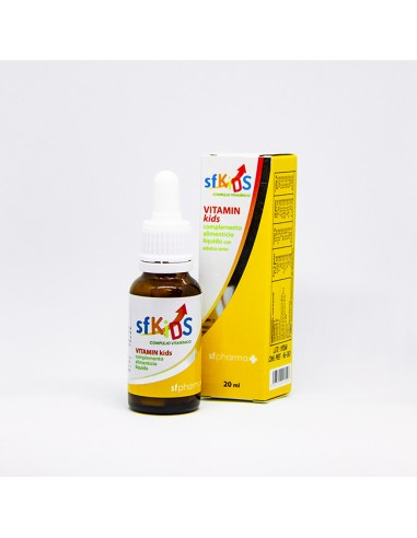 SFkids Vitamin Kids 20 ml.