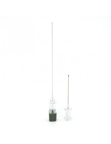 Whitacre spinal needle with...