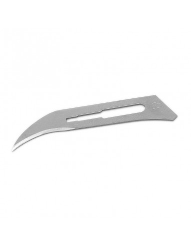 Scalpel blade number 12 in 100 unit box