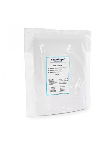 Surgical drape sterile with adhesive...