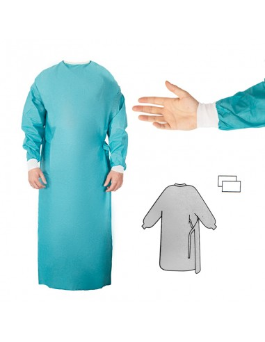 Surgical gown standard size XXL
